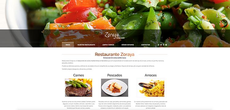 Restaurante Zoraya