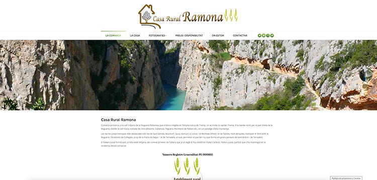 Casa Rural Ramona