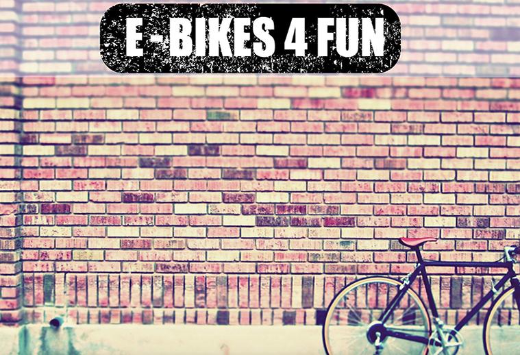 E-bikes 4 Fun